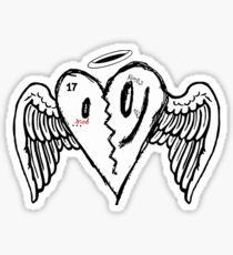 My Heart Hurts Tribute Sticker