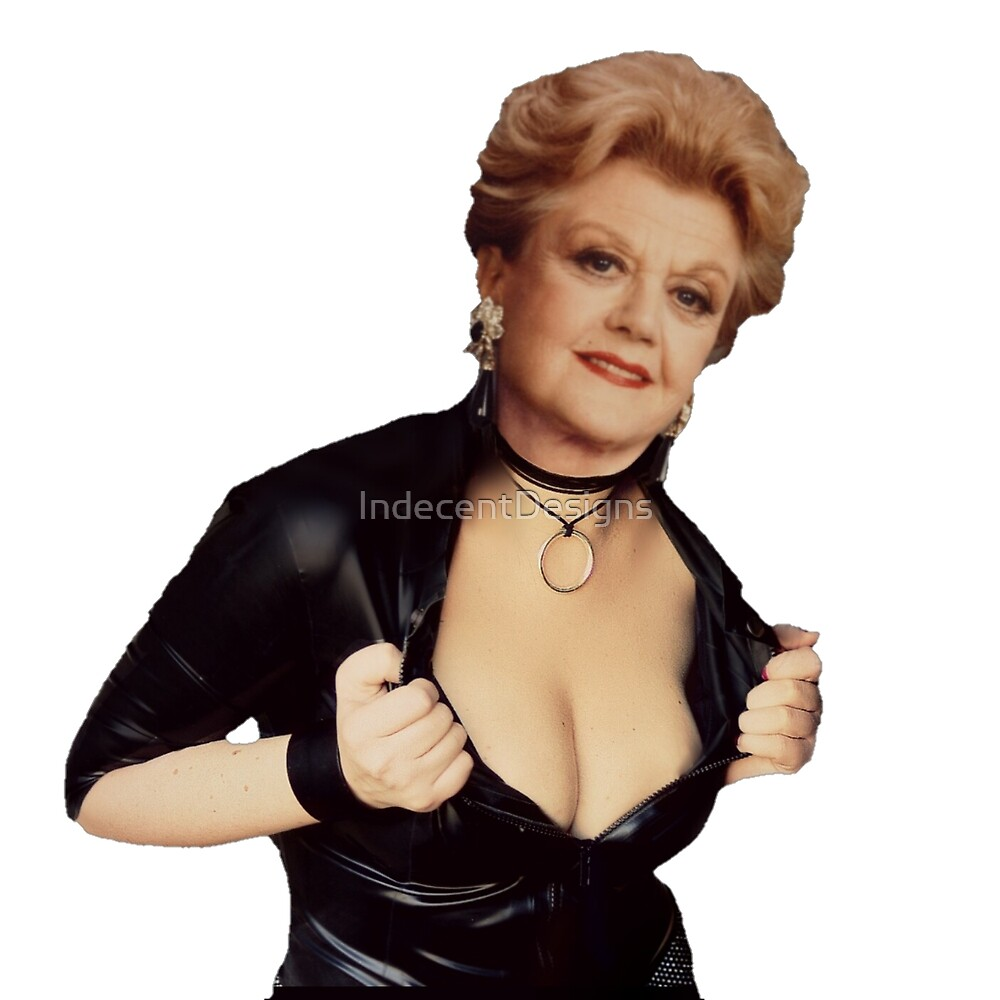 Angela Lansbury- Murder She Wrote by IndecentDesigns