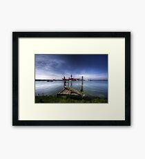Tollesbury Lightship 'Trinity' Framed Print