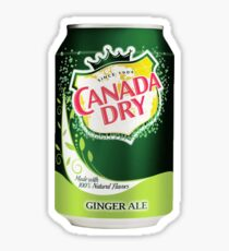 Ginger Ale  Sticker