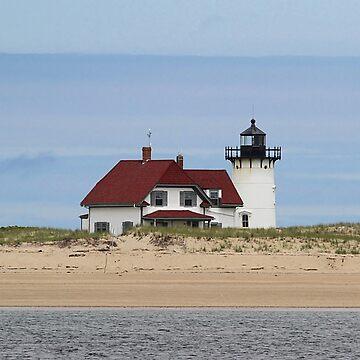 Race Point Lighthouse - from the water by backyardwonders