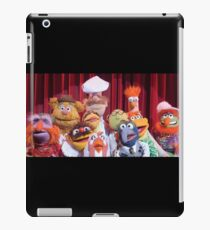 Gang of the puppets iPad Case/Skin