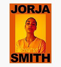 JORJA SMITH Photographic Print