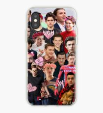 Tom Holland Collage iPhone Case