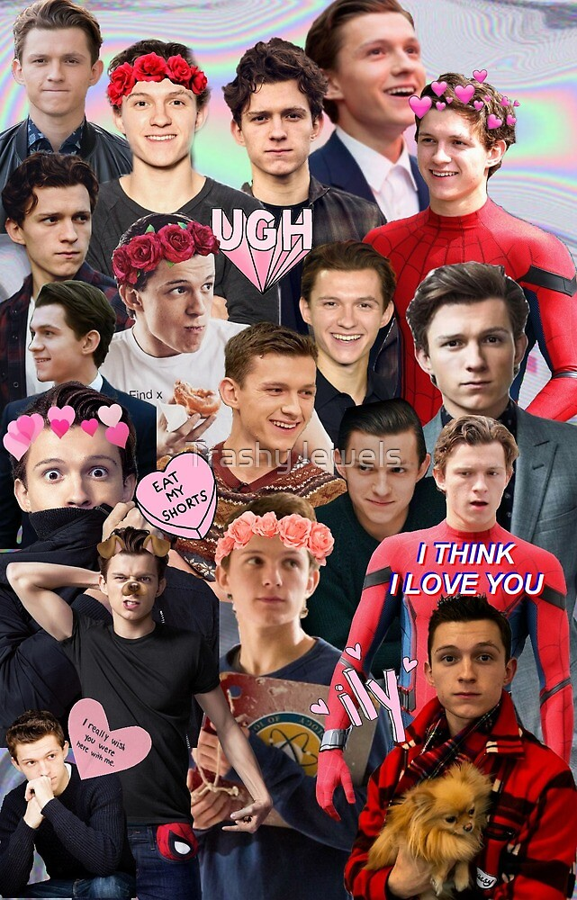 Tom Holland Wallpaper Iphone Cute