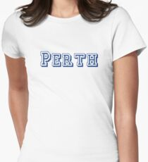 Perth Women's Fitted T-Shirt
