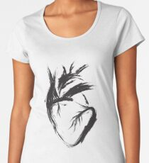 Real Heart Sketch Women's Clothes   Redbubble