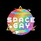 Space Gay by rexio