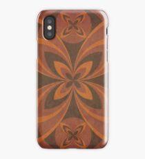 My Heart Is a Blue Ridge Mountain iPhone Case