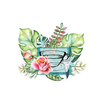 Rose - Botanic Coffee Vibes by CoHut