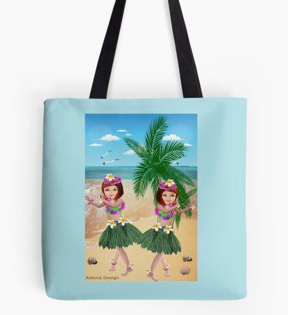 Ha wain Girls (8411  Views) Tote Bag