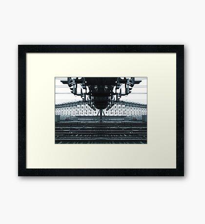 yrtnaggantry Framed Print