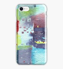 Quiet harbour iPhone Case/Skin