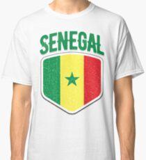 2018 Senegal World Flag Football T Shirt Soccer Jersey Cup T-Shirt Classic T-Shirt