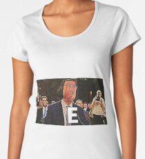 E Women's Premium T-Shirt
