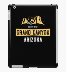 Grand Canyon TShirt - Arizona National Park 1919 Gift iPad Case/Skin