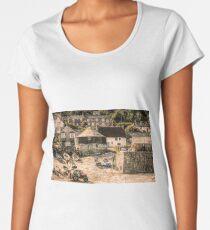 Sennen Cove Cornwall Women's Premium T-Shirt