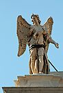 Crumbling Angel of Venice by Extraordinary Light