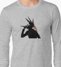 Saul Williams Long Sleeve T-Shirt
