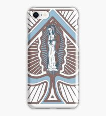 Our Lady of Spades iPhone Case/Skin