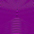 Purple Round by Etakeh