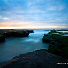 The Cauldron - Turimetta Beach, NSW by Malcolm Katon