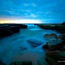 The Abyss - Turimetta Beach, NSW by Malcolm Katon