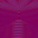 Pink Round by Etakeh