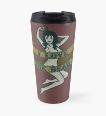 I Love The Dead Travel Mug
