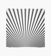 Japanisches Minimal Design Tuch