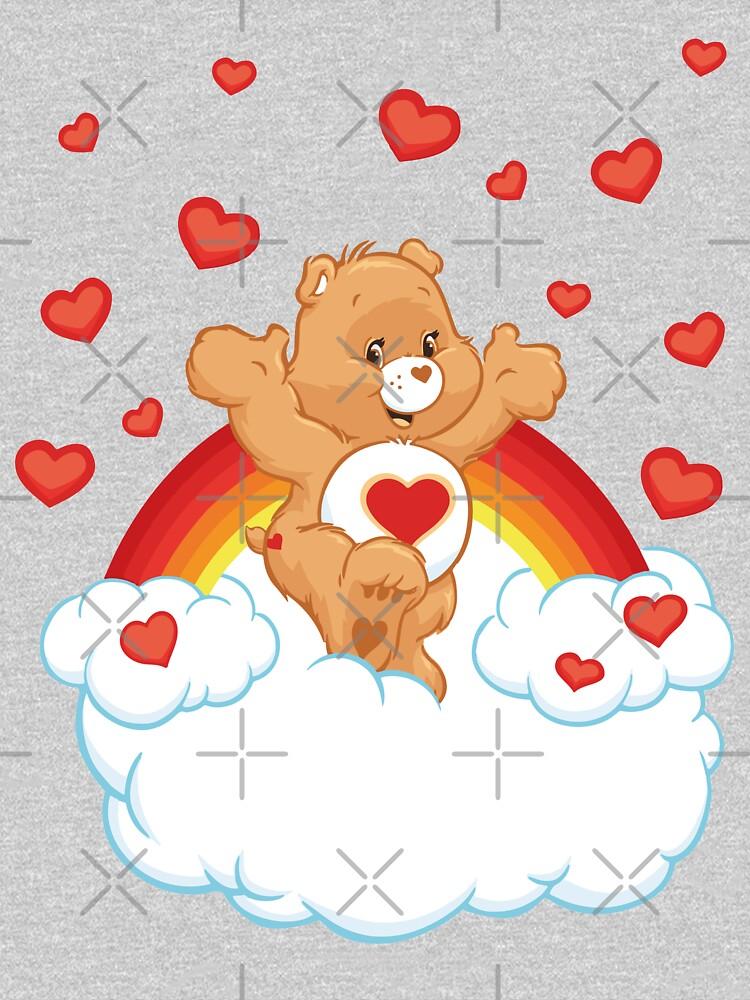 Care Bears 80s by hellolen