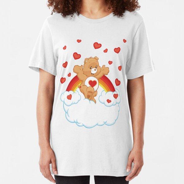 Care Bears 80s Slim Fit T-Shirt