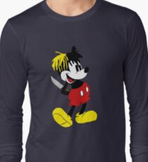 tentacion Mouse Long Sleeve T-Shirt