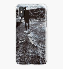 The Old Sea & Man iPhone Case