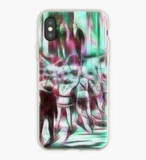 Montreal vintage fantasy picture iPhone Case