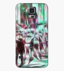Montreal vintage fantasy picture Case/Skin for Samsung Galaxy