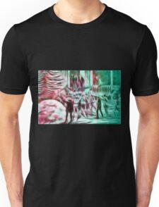 Montreal vintage fantasy picture Unisex T-Shirt