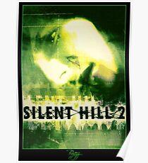 Silent Hill 2 Green Cover Art Box - Brazz Poster
