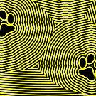 Paddy Paws - Yellow by Etakeh