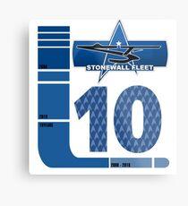 SCI Dept - Stonewall Fleet 10 Years Metal Print