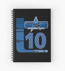 SCI Dept - Stonewall Fleet 10 Years Spiral Notebook