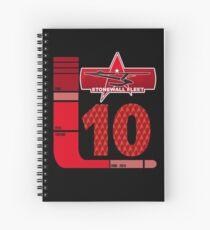 TAC Dept - Stonewall Fleet 10 Years Spiral Notebook