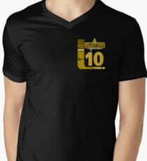ENG Dept - Stonewall Fleet 10 Years V-Neck T-Shirt