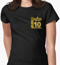 ENG Dept - Stonewall Fleet 10 Years Fitted T-Shirt