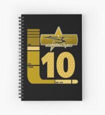 ENG Dept - Stonewall Fleet 10 Years Spiral Notebook