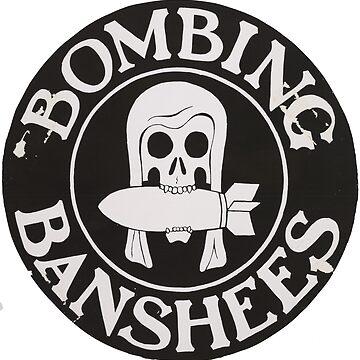Bombing Banshees by Lueshis