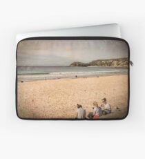 A Winter's Day in Manly Laptop Sleeve