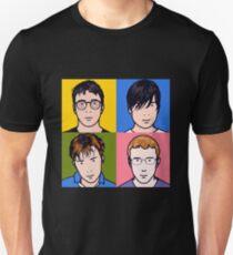Verwischen Slim Fit T-Shirt