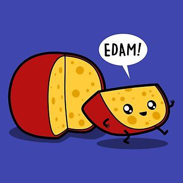 Edam! by BoggsNicolasArt