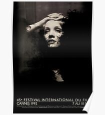 Cannes Film Festival (1992), 45th Poster